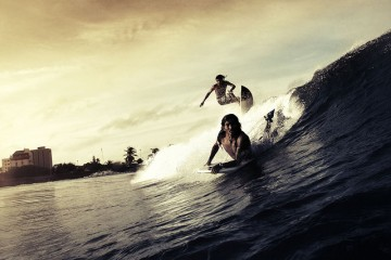 Surf (c) Hani Amir @ Flickr