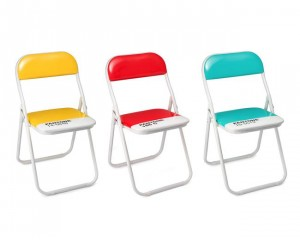 Cadeiras (c) Pantone