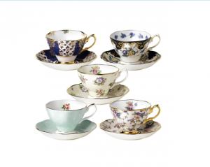 Serviço Chá (c) Royal Albert