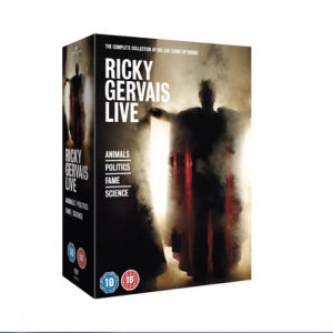 (c) Ricky Gervais Complete Live Set