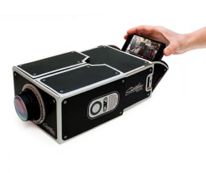 (c) Projector Smartphone